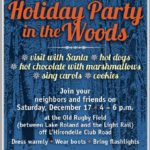 Holiday In The Woods