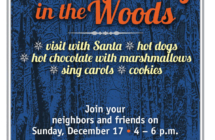 Holiday Party in the Woods