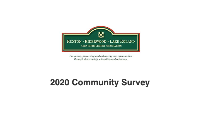 2020 Community Survey